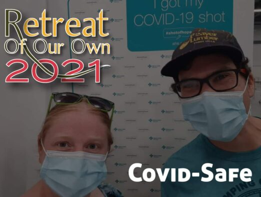 Paul and Kendra covid-safe